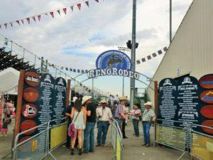カウボーイ・カウガールのワイルドなお祭! @ Reno Rodeo