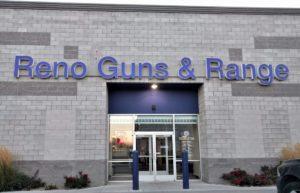 銃器のレンタル試射ができる射撃場 – Reno Guns & Range